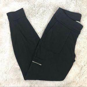 Athleta City Cargo Pants Black size S